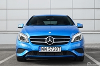 Mercedes A180 CDI BlueEFFICIENCY 7G-DCT, przód