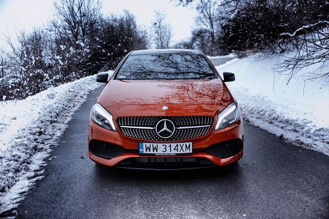 Mercedes A220 4matic dla młodej pary