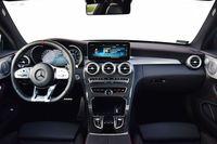 Mercedes-AMG C 43 4MATIC - deska rozdzielcza