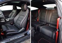 Mercedes-AMG C 43 4MATIC - fotele
