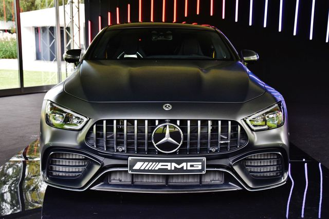 Nowy Mercedes-AMG GT 4-Door Coupe oraz C 63 S Coupe