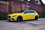 Mercedes-AMG A 35 4MATIC - szybki i drogi