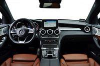 Mercedes-AMG GLC 43 4MATIC Coupe - wnętrze