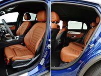Mercedes-AMG GLC 43 4MATIC Coupe - fotele