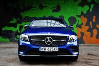 Mercedes-AMG GLC 43 4MATIC Coupe - przód