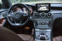 Mercedes-AMG GLC 43 Coupe - wnętrze