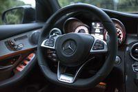 Mercedes-AMG GLC 43 Coupe - kierownica