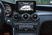 Mercedes-AMG GLC 43 Coupe - ekran