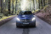 Mercedes-AMG GLC 43 Coupe - przód