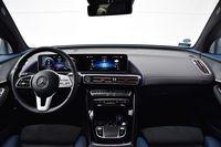 Mercedes-Benz EQC 400 4MATIC - deska rozdzielcza