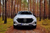 Mercedes-Benz EQC 400 4MATIC - przód