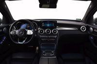 Mercedes-Benz GLC Coupe 300 d 4MATIC - deska rozdzielcza