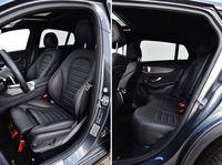 Mercedes-Benz GLC Coupe 300 d 4MATIC - fotele