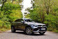 Mercedes-Benz GLC Coupe 300 d 4MATIC - z przodu