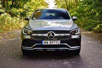 Mercedes-Benz GLC Coupe 300 d 4MATIC - przód