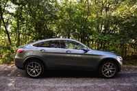 Mercedes-Benz GLC Coupe 300 d 4MATIC - bok