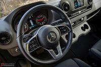 Mercedes Benz Sprinter 316 CDI - kierownica