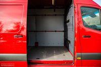 Mercedes Benz Sprinter 316 CDI - paka, boczne drzwi