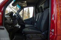 Mercedes Benz Sprinter 316 CDI - fotele