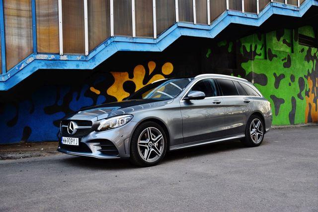 Mercedes-Benz C 220 d 9G-Tronic 4MATIC