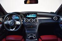 Mercedes-Benz C 220 d 9G-Tronic 4MATIC - deska rozdzielcza