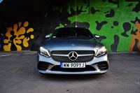 Mercedes-Benz C 220 d 9G-Tronic 4MATIC - przód, fot.2