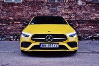 Mercedes-Benz CLA 200 Shooting Brake - przód