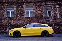 Mercedes-Benz CLA 200 Shooting Brake - bok