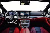 Mercedes-Benz CLS 400 d 4MATIC - wnętrze