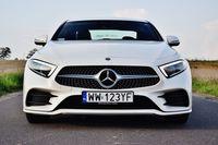 Mercedes-Benz CLS 400 d 4MATIC - przód