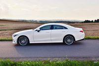 Mercedes-Benz CLS 400 d 4MATIC - z boku