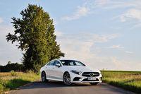 Mercedes-Benz CLS 400 d 4MATIC. Auto idealne