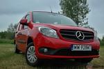 Mercedes-Benz Citan 111 CDi Mixto nie jest nudny