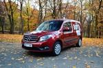 Mercedes-Benz Citan Furgon 109 CDI do ciężkiej pracy