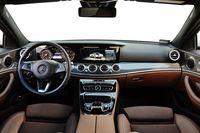 Mercedes-Benz E 200 d 9G-TRONIC - wnętrze