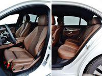 Mercedes-Benz E 200 d 9G-TRONIC - fotele
