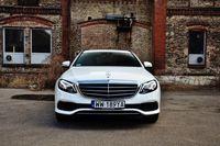 Mercedes-Benz E 200 d 9G-TRONIC - przód