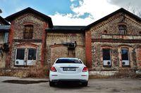 Mercedes-Benz E 200 d 9G-TRONIC - tył