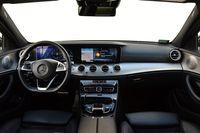 Mercedes-Benz E 220 d - wnętrze