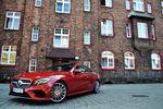 Mercedes-Benz E 400 4MATIC Coupe. Piękno na czterech kołach