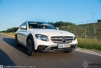 Mercedes-Benz E All Terrain - z przodu