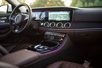 Mercedes-Benz E All Terrain - wnętrze