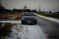 Mercedes Benz E220d 9G-Tronic – Deus ex machina