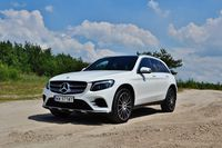 Mercedes-Benz GLC 250 9G-TRONIC 4MATIC