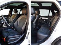 Mercedes-Benz GLC 250 9G-TRONIC 4MATIC - fotele