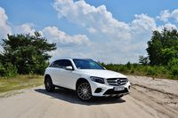 Mercedes-Benz GLC 250 9G-TRONIC 4MATIC - z przodu