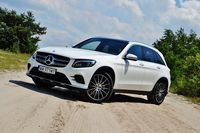 Mercedes-Benz GLC 250 9G-TRONIC 4MATIC - z przodu, fot.2