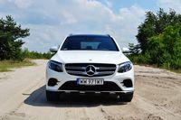 Mercedes-Benz GLC 250 9G-TRONIC 4MATIC - przód