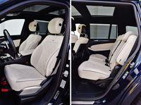 Mercedes-Benz GLS 500 4MATIC - fotele