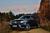 Mercedes-Benz GLS 500 4MATIC - luksus i potencjał